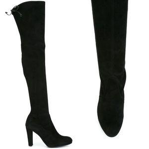 1d75367e692 Stuart Weitzman Shoes - HP🎉Brand New Stuart Weitzman Highland Black Suede